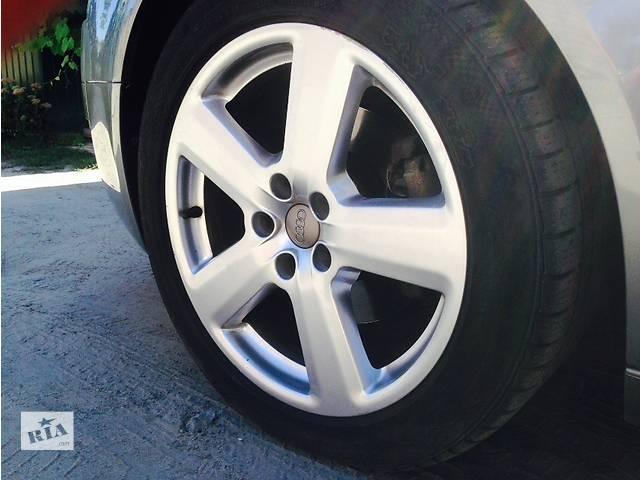 Б/у диск с шиной для универсала Audi A6- объявление о продаже  в Киеве