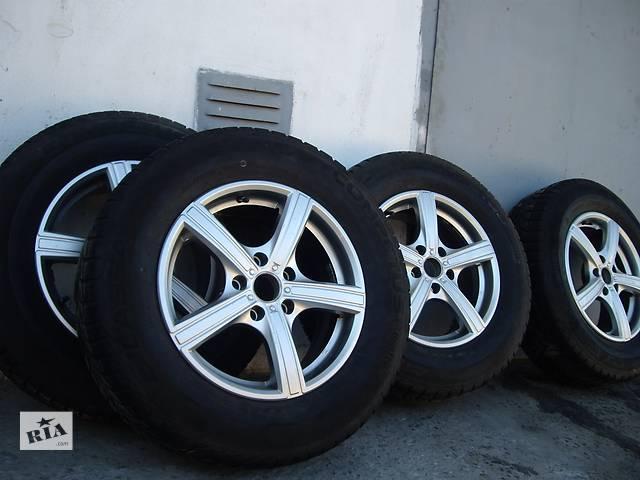 купить бу Б/у диск с шиной для универсала Mitsubishi Outlander XL в Тернополе