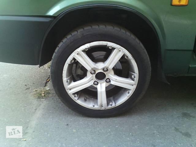 купить бу Б/у диск с шиной для ВАЗ 21099 в Киеве
