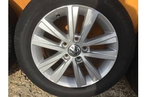б/у Диск с шиной Volkswagen Golf VI Plus