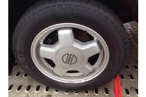 б/у диски с шинами Volvo 740