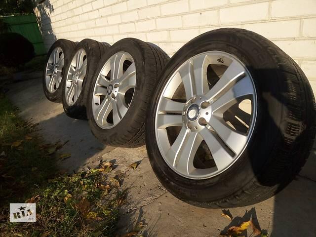 """продам Б/у диск с шиной Mercedes GL, ML 164, 166 Оригинал 19"""" бу в Киеве"""
