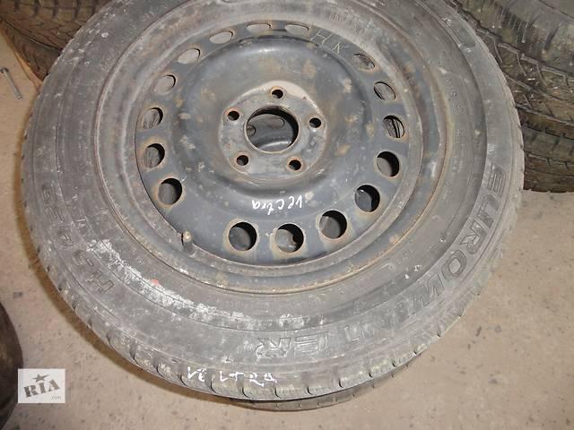 продам Б/у диск с шиной  Opel Vectra 195 65  K15 бу в Тячеве