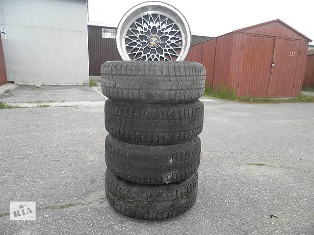 бу Б/у диск с шиной Pirelli 195x65x15 в Хмельницком