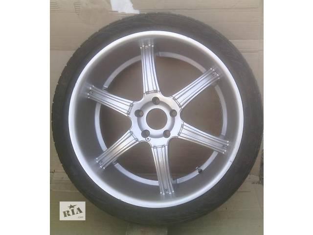 Б/у диск с шиной R22 4 шт. Porshe Cayenne, VW Touareg- объявление о продаже  в Николаеве