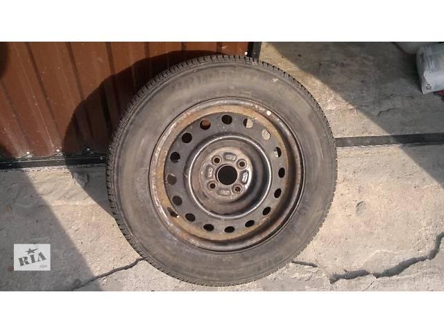 продам Б/у диск с шиной Toyota Yaris195/65/15 4Х100 ЕТ45 бу в Луцке