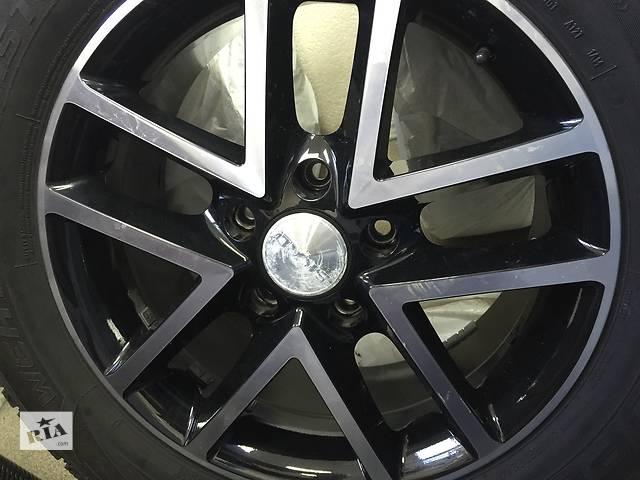 продам Б/у диск SKAD с зимней шиной Cooper Wheather Master WSC 255 55 18 109T бу в Киеве