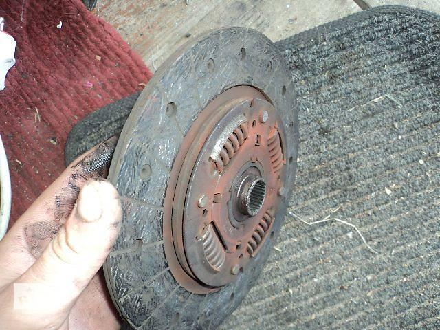 купить бу Б/у диск сцепления для легкового авто Volkswagen Passat B4.диск сцепелния до пасста 1.9тді в Шацке