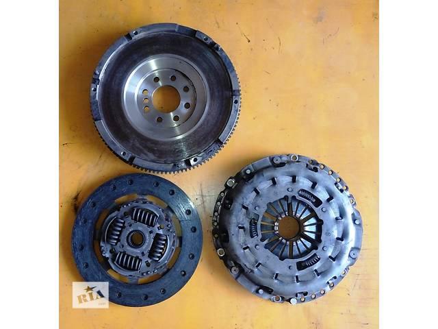 купить бу Б/у диск сцепления Форд Транзит Ford Transit 2,2/2,4 с 2006- в Ровно