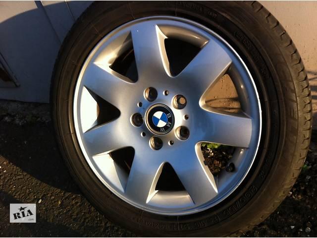купить бу Б/у диск от BMW,5*118, 4 шт., как новые в Хмельницком