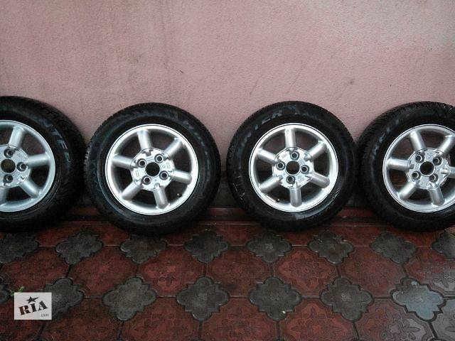 продам Б/у диск Volvo с шиной Pirelli 195/65 R15 для легкового авто бу в Харькове