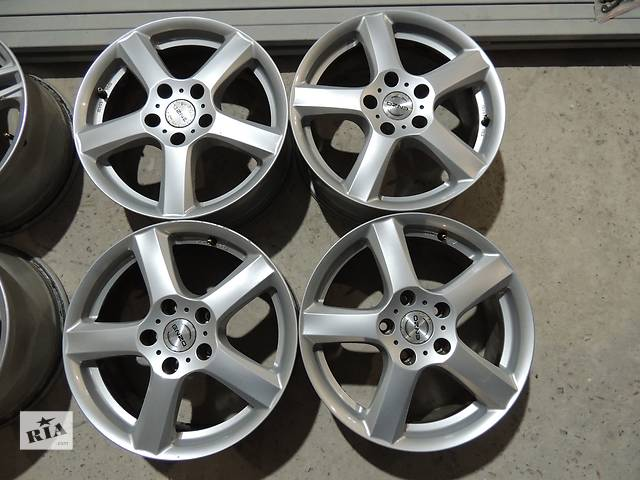 бу Б/у диск VW ENZO R16 5x112 7j et48 Caddy Passat B6 B7 Touran Caddy Mercedes C E в Львове