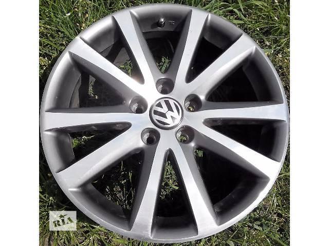 купить бу Б/у диск VW19 7,5x17 5x112 ET47 57,1 GMF в Киеве