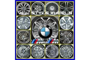 б/у Диск з шиною BMW 5 Series
