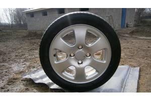 б/у диски с шинами Ford Fiesta New