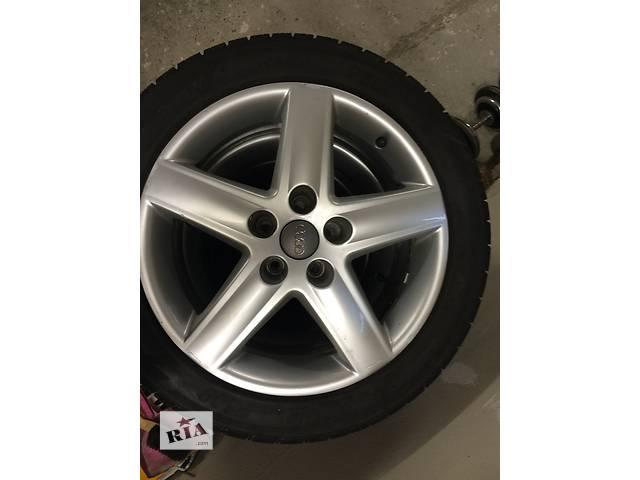бу Б/у диск з шиною для легкового авто Audi в Ивано-Франковске