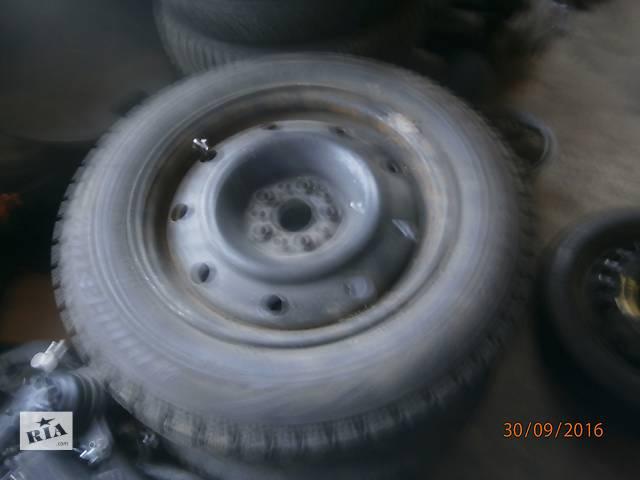 Б/у диск з шиною для легкового авто BMW 523- объявление о продаже  в Львове