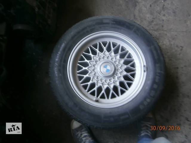 бу Б/у диск з шиною для легкового авто BMW 535 в Львове