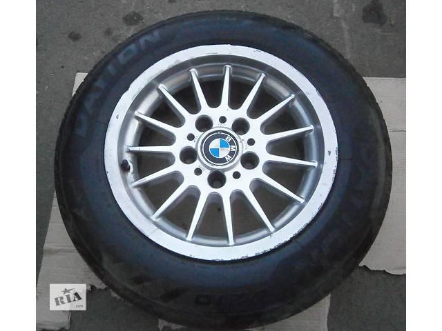 продам Б/у диск з шиною для легкового авто BMW бу в Львове