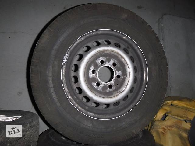 бу Б/у диск з шиною для легкового авто Mercedes Sprinter в Ковеле