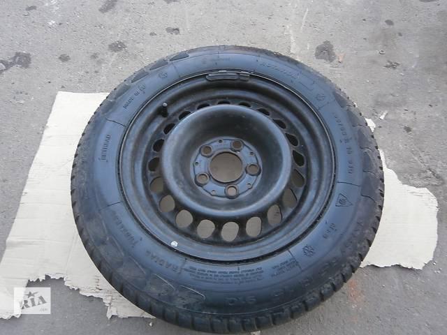 продам Б/у диск з шиною для легкового авто Mercedes бу в Львове