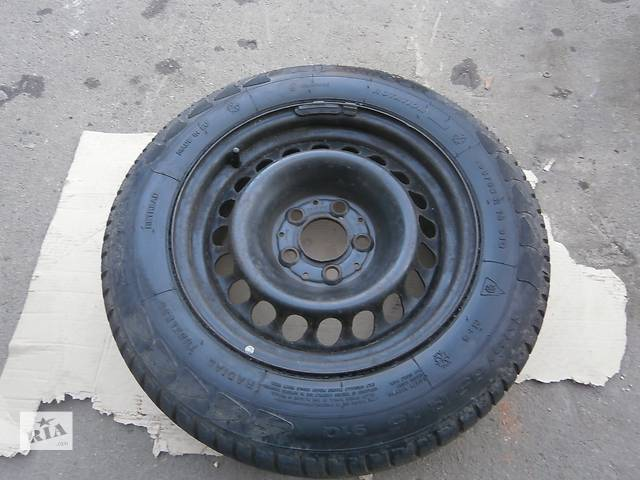 Б/у диск з шиною для легкового авто Mercedes- объявление о продаже  в Львове