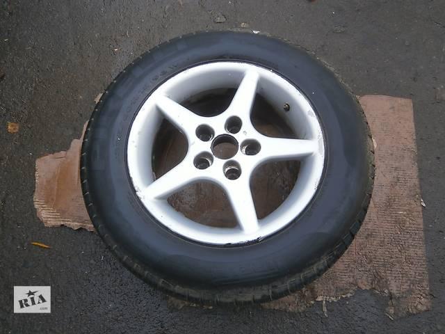 бу Б/у диск з шиною для легкового авто Mercedes в Львове