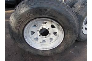 б/у диски с шинами Nissan Patrol