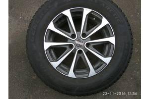 б/у диски с шинами Nissan Qashqai