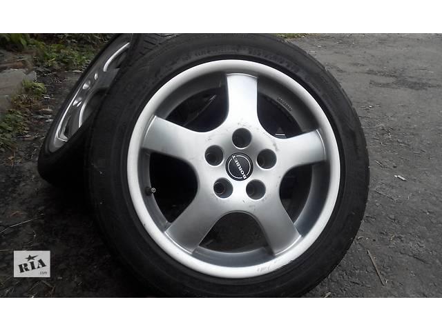 бу Б/у диск з шиною для легкового авто Opel Vectra 205/50 R16 в Дубно (Ровенской обл.)