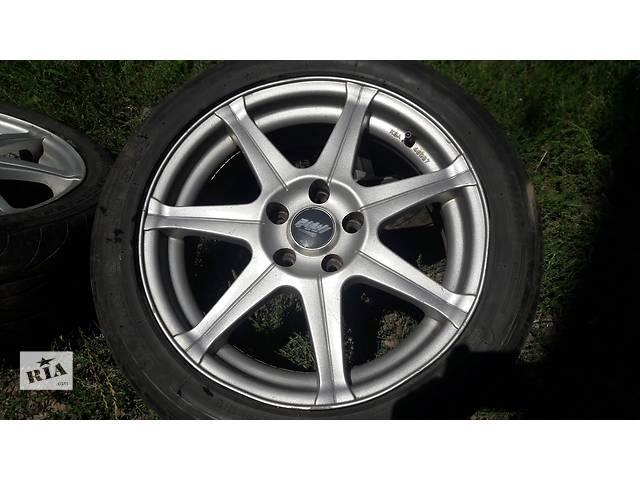 продам Б/у диск з шиною для легкового авто Volkswagen  бу в Ивано-Франковске
