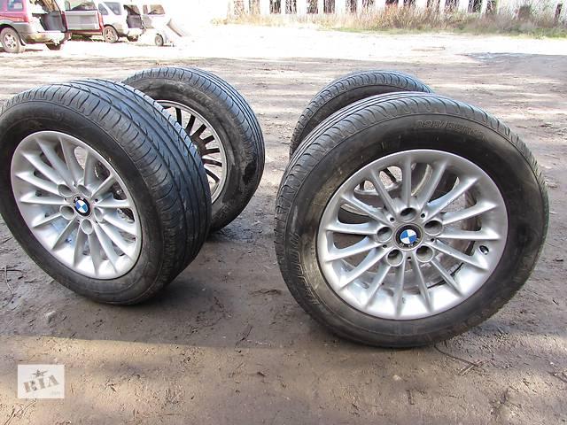 продам Б/у диск з шиною для седана BMW 5 Series бу в Черновцах