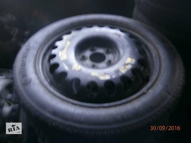 Б/у диск з шиною для седана BMW 524- объявление о продаже  в Львове
