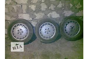 б/у Диски с шинами Mercedes 123