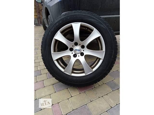 продам Б/у диск з шиною(зима) BMW X5 E53 бу в Хмельницком