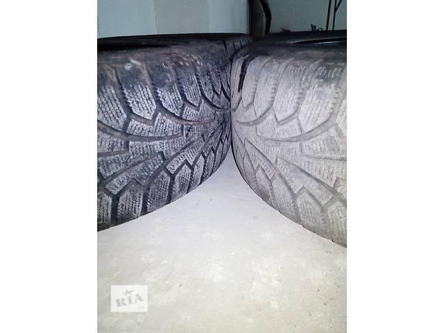 купить бу Б/у диск с шиной зимние 215/55 R16 5*108 в Тернополе