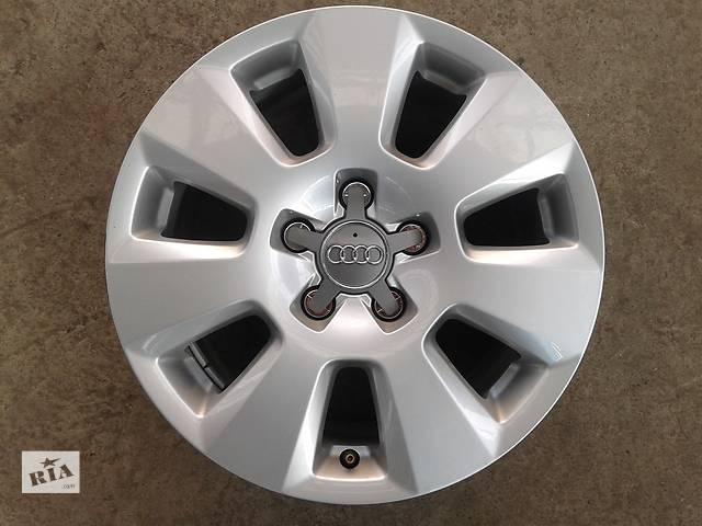 купить бу Б/у диски 16 5/112 ЕТ37 Audi оригинал в Киеве