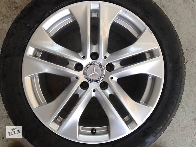 купить бу Б/у диски 17 5/112 ЕТ48 Mercedes Е212 в Киеве
