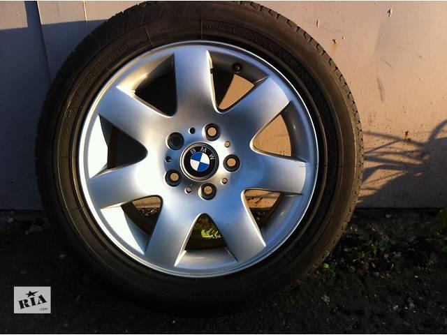 Для Рено Трафік, Т4 б/у диски 5 *118 з новими шинами Bridgestone  215/65 R16- объявление о продаже  в Хмельницком