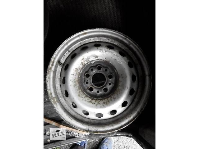 Б/у диски для Fiat Scudo R15, 14,  без пробега по Украине.- объявление о продаже  в Хмельницком