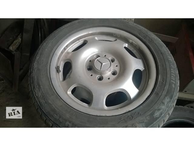 продам Б/у диски для легкового авто Mercedes R16 бу в Виннице
