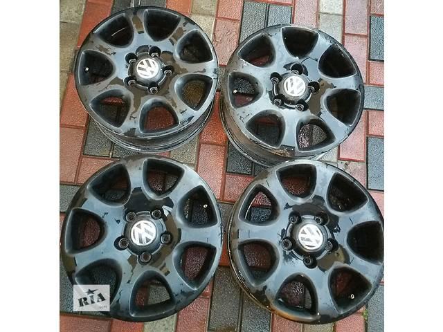купить бу Б/у диски для легкового авто Volkswagen Touareg в Залещиках