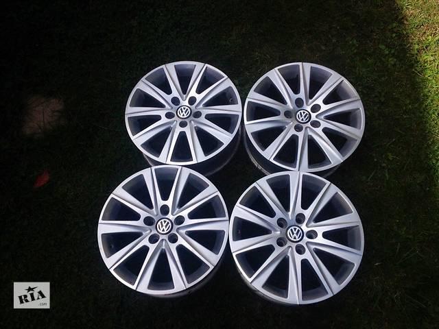 продам Б/у диски для легкового авто Volkswagen Skoda Passat Golf бу в Хусте