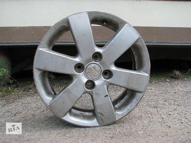 Б/у диски колесные Suzuki Swift 2005-2008- объявление о продаже  в Броварах