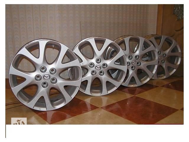 продам б/у диски sport18 Легковое авто Mazda 6 2011 бу в Львове
