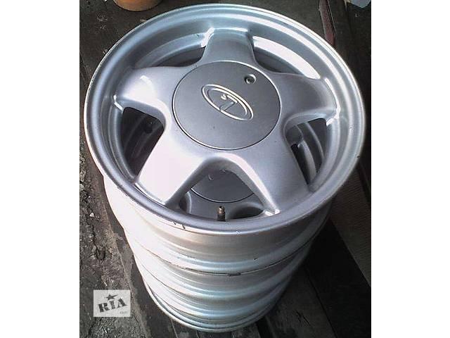 продам Б/у диски литые на 14  ВАЗ 2110 бу в Харькове
