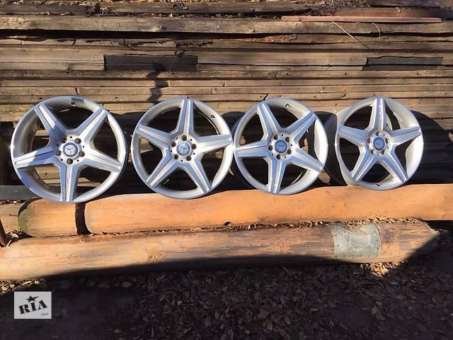 продам Б/у диски Mercedes Benz S class AMG R19 original бу в Кривом Роге (Днепропетровской обл.)