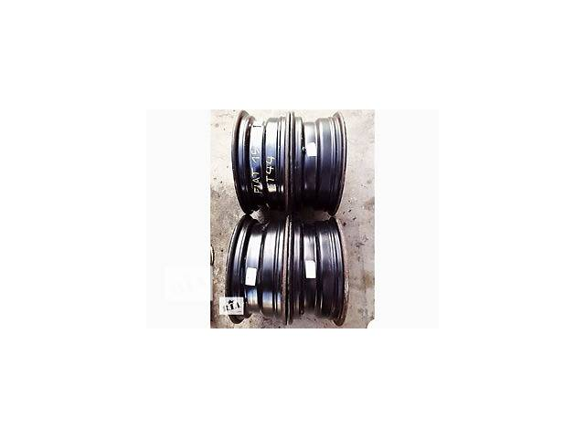 купить бу Б/у диски металические R15 4x98 ET44 Fiat Fiorino Qubo Nemo Bipper в Хмельницком