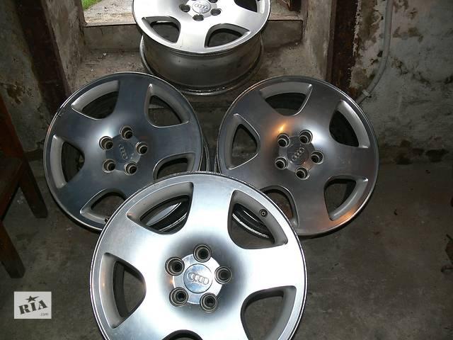 продам Б/у диски R17  для легкового авто Audi бу в Фастове