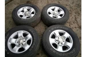 б/у диски с шинами Toyota Tacoma